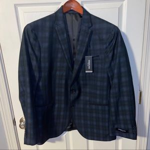 New Men's Kenneth Cole New York Sports Coat Sz 42R